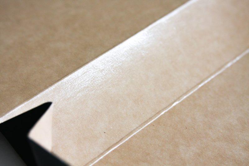 коробка ламинация