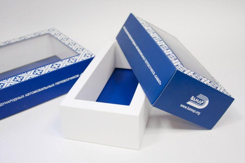 упаковка из картона