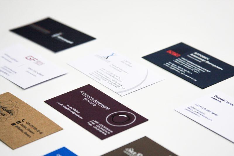 Рекламная полиграфия - инструмент продвижения бренда