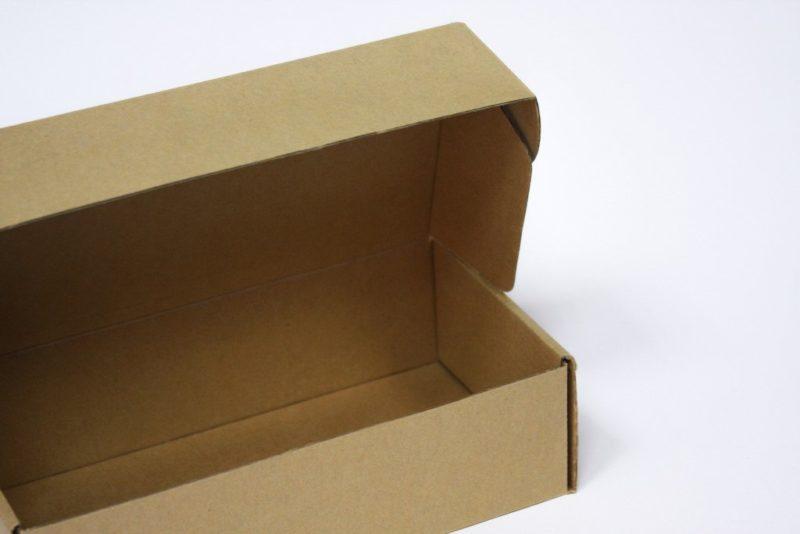 пример эко упаковки из картона
