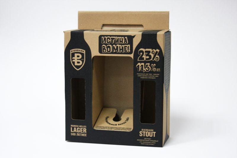 упаковка для алкоголя