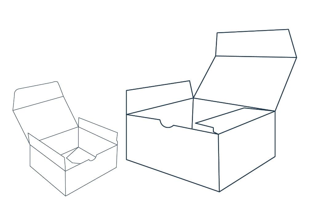 Коробка-шкатулка