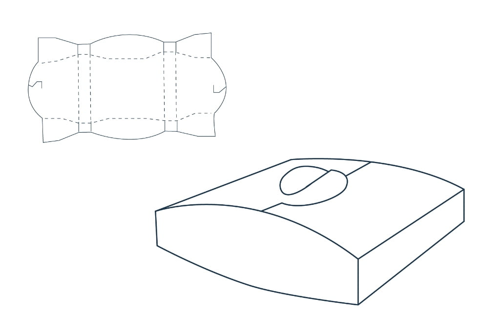 Коробка-трансформер