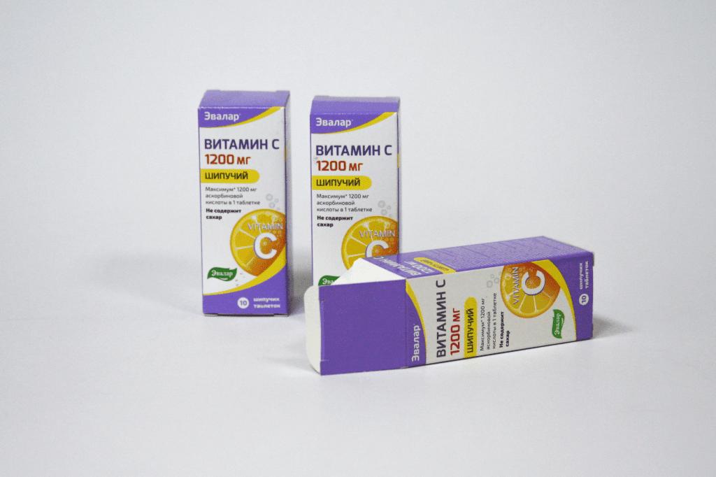 Упаковка для лекарств