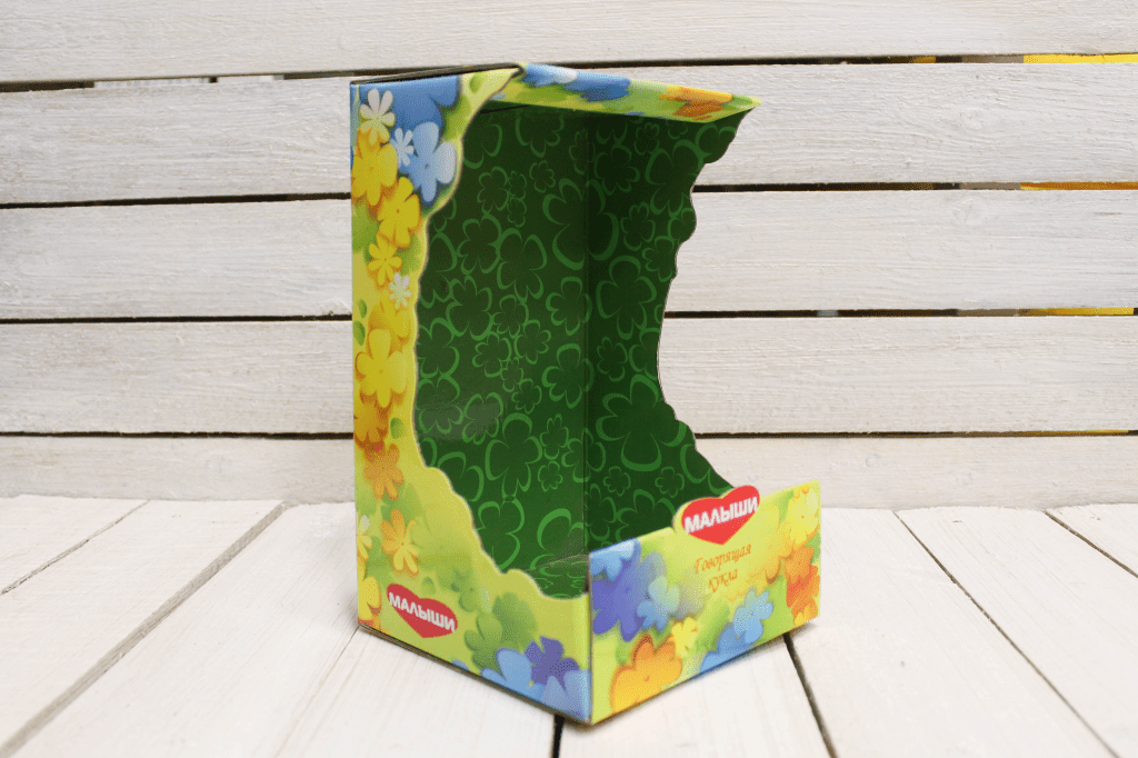 Упаковка для детских товаров