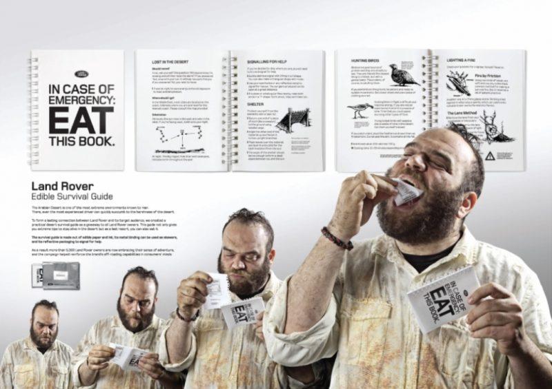 Печатная реклама идет на пользу