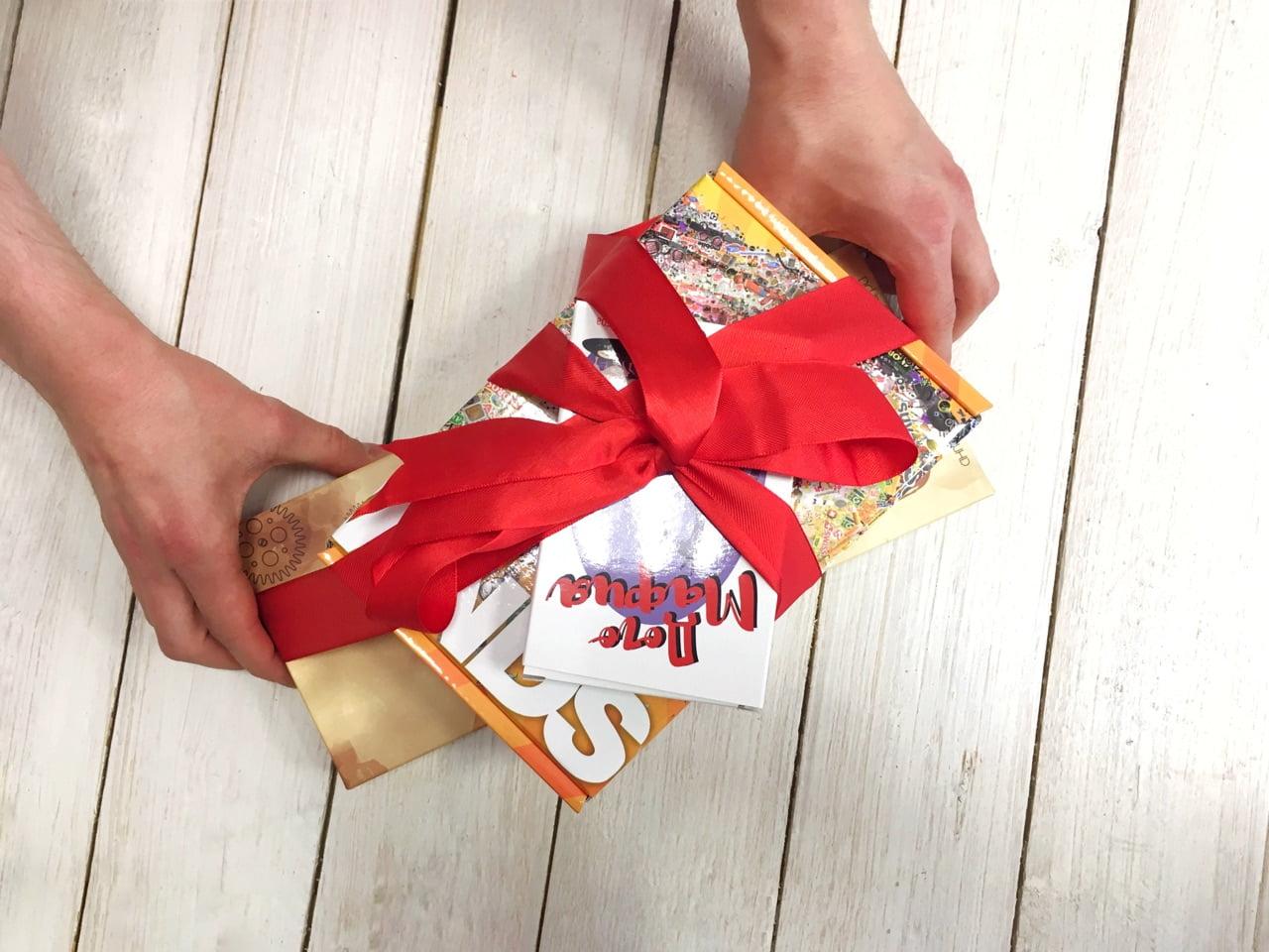 Подарочная упаковка под заказ