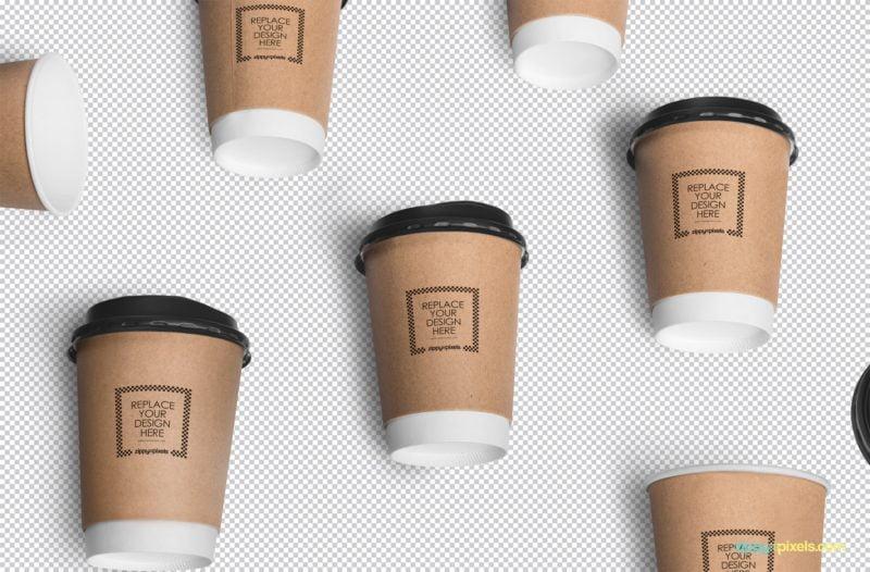 Какой должна быть упаковка? Показываем на одноразовых стаканчиках для кофе