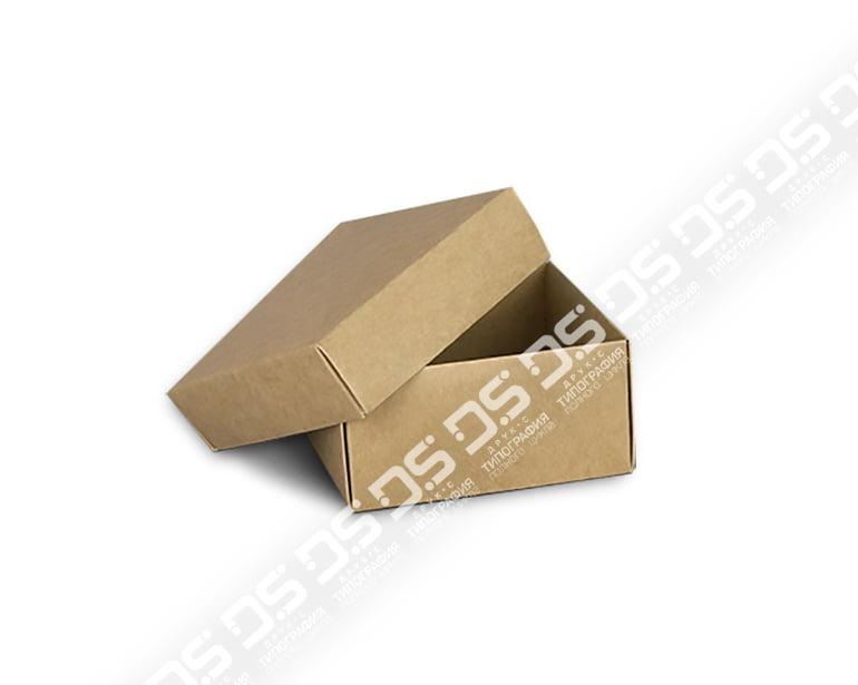 Упаковка из крафтового картона