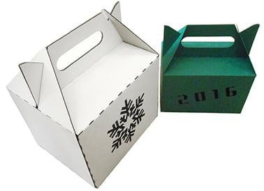 Упаковка из мелованного картона
