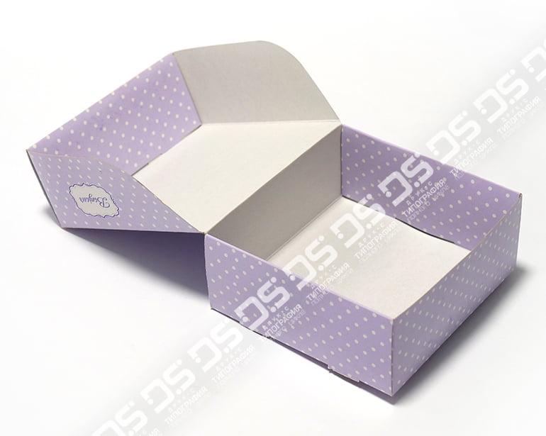 Упаковка из макулатурного картона